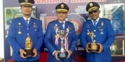 Damkar Makassar Sabet Juara Umum, Kalahkan 33 Tim Damkar Se- Indonesia