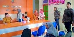 Hari Pertama Bekerja Pasca Umroh, Camat Rappocini Langsung Sidak Kelurahan