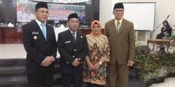Sah! Basri Rakhman Dilantik Sebagai Kepala Dinas Kearsipan Makassar