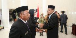Wali Kota Danny Lantik Basri Rahman dan Nadjmah Emma