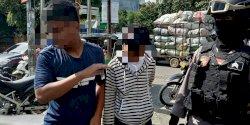 Cegah Peredaran Narkoba, Resmob Polrestabes Dapati Pemuda Bawa Obat-obatan Terlarang