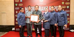 Makassar Raih Penghargaan Kota Terbaik dalam Inovasi dan Konsistensi Daerah