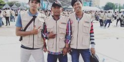 Karena Foto Ala Prabowo-Sandi, Bawaslu Tegaskan Pecat Pengawas TPS Kelurahan Parangloe