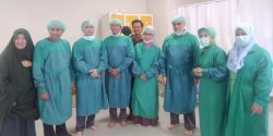 Dinkes Makassar Apresiasi Operasi Katarak Gratis  AMCF