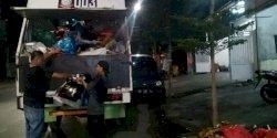 Mobil Tangkasa'ki Kecamatan Mariso Rutin Ditugaskan Ambil Sampah