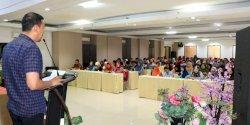 Tekan Masalah Kesehatan Reproduksi Dikalangan Remaja, DPPKB Makassar Gelar Pelatihan