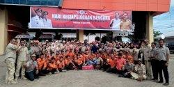 Peringati HKBN, BPBD Makassar Dorong Edukasi Kesiagaan Bencana Bagi Warga