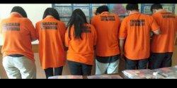 Polrestabes Bekuk  Peredaran Narkoba di Kota Makassar