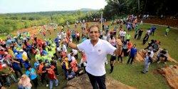 Usai Jadi Walikota, Danny Pomanto Kembali Jadi Anak Lorong'na Makassar