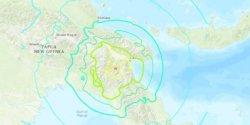 Gempa 7,2 SR Guncang Negara Bagian Papua Nugini