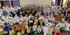 Claro Makassar Buka Puasa Bersama 400 Anak Panti