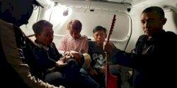 7 Anjal di Makassar Berhasil Diamankan