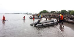 Tidak Libur, BPBD Makassar Siaga di Kawasan Wisata Pantai