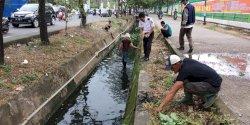 Zero Sedimen Bakal Rutin Dilakukan Lurah Panaikang Atasi Kebersihan Drainase