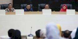 Kelurahan Buloa Wakili Makassar Lomba Kelurahan Terpadu 2019