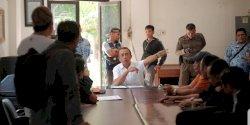 Pengurus Karang Taruna Sulsel Sampaikan Aspirasi kepada DPRD Terkait Pemagaran Fasum Pemkot Makassar