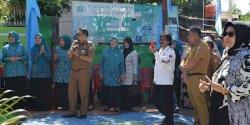 Meriahkan Gema Sabtu Bersih, Camat Manggala Instruksikan Kerja Bakti Bersama di 6 Kelurahan