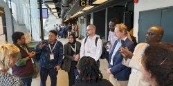 Dinkes Makassar Presentasikan Penerapan DHIS di Norwegia