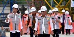 Berada di Bali, Presiden Jokowi Tinjau Waduk Pertama di Indonesia