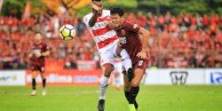 Madura United Balas Kekalahan di Kandang
