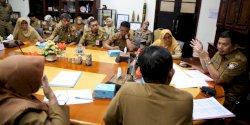 Pemkot Makassar dan Pemprov Sulsel Matangkan Persiapan HAN 2019