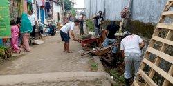 Lurah Kapasa Raya Rutin Pantau Penjemputan Sampah