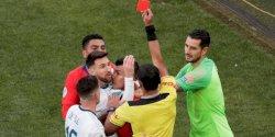 Ini Alasan Messi Tolak Medali Perunggu Copa America 2019