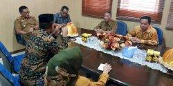 DPRD dan Perpustakaan Sinjai Tertarik Inovasi Makassar