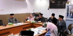 Rapat Dengar Pendapat DPRD Makassar Dihadiri Pansus Ranperda Kepemudaan