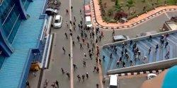 Mahasiswa Unismuh Ngamuk, Polisi Siaga