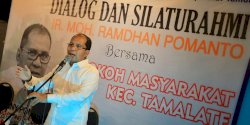 Danny Pomanto Nyatakan Akan Bertarung di Pilwali Makassar 2020