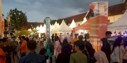 Makassar Culinary Night di Fort Rotterdam Capai Ribuan Pengunjung