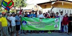 Warga Kelurahan Mappala Sasar Bersihkan Drainase