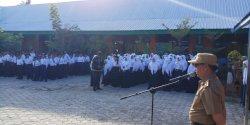 Tahun Ajaran Baru, Ini Potret Siswa Baru pada 10 SMP Negeri Baru di Makassar
