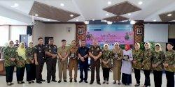 HUT Adhyaksa dan Dahmakarini, Gelar Baksi Sosial Bersama Dinkes Makassar
