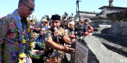 Kemensos Rehabilitasi Makam Sultan Hasanuddin, Jadikan Sarana Belajar dan Wisata Sejarah