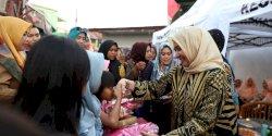 PT Semen Tonasa Beri Bingkisan Perlengkapan Sekolah Kepada 200 Murid di Makassar