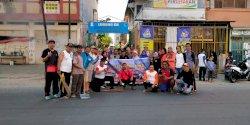 Kelurahan La'latang Makin Kompak Gencarkan Kerja Bakti
