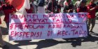 Aliansi Mahasiswa dan Masyarakat Tallo Sampaikan Aspirasi kepada DPRD Makassar