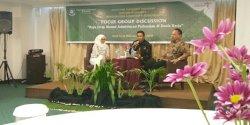 FGD Prodi ADH Poltekpar Makassar Bahas Daya Serap Alumni