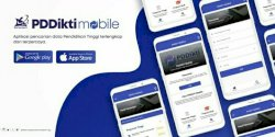 Aplikasi PDDikti Mobile, Akses Info PT Jadi Lebih Mudah