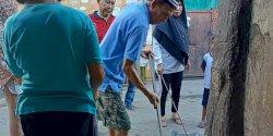 Gema Sabtu Bersih, Camat Makassar Genjot  Pembersihan Lorong