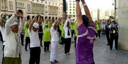 Gerakan Tiga Sukses dan Sehat Hati Bagi Jemaah di Madinah