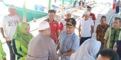 Camat Sangkarrang Ajak Warga Barrang Lompo Berpartisipasi dalam Pembangunan
