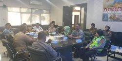 Dinas PU Makassar Rakor Bersama Stakeholder External Bahas Pengembalian Fungsi Trotoar