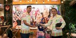 Disdag dan Dekranasda Makassar Booth Terbaik di Musda Sulsel