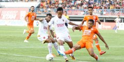 Skor 2-0, Borneo FC Taklukan PSM