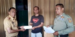 Surat Imbauan Larangan Aktivitas Ekspedisi dari Camat Tallo
