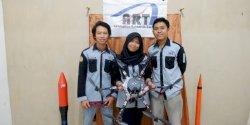 Dua Tim Robot Unhas Lolos Kontes Robot Terbang Indonesia
