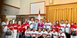 "Alumni Hukum Unhas di Singapura Rayakan HUT ke-74 RI ""Ngopi Bareng in Singapura"""